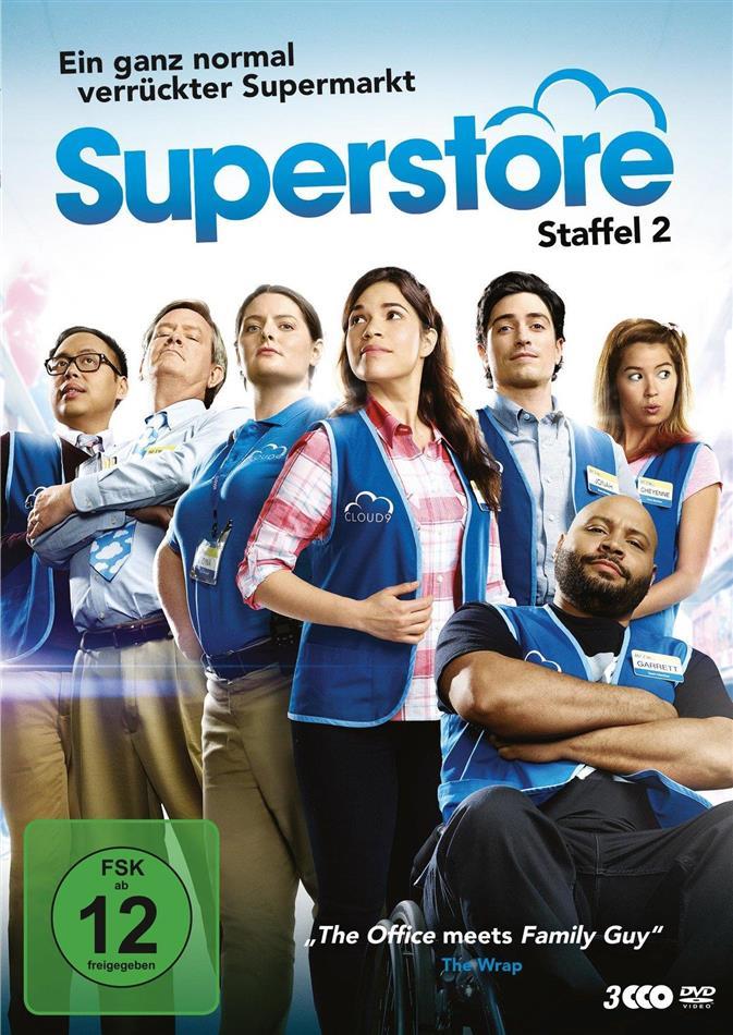 Superstore - Staffel 2 (3 DVDs)