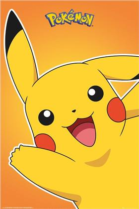 Pokémon: Pikachu - Maxi Poster