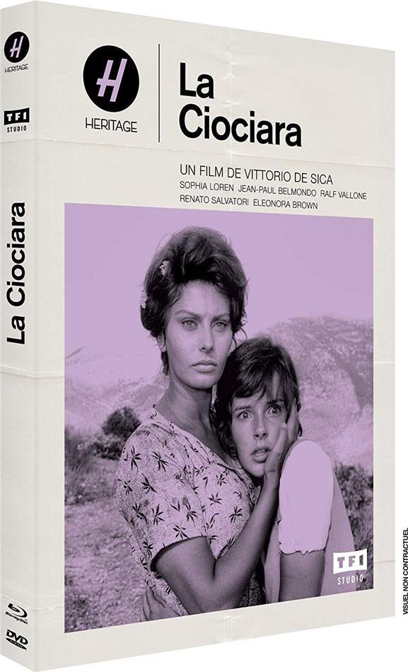La Ciociara (1960) (Blu-ray + DVD)