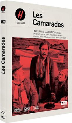 Les Camarades (1963) (Collection Heritage, Mediabook, Blu-ray + DVD)