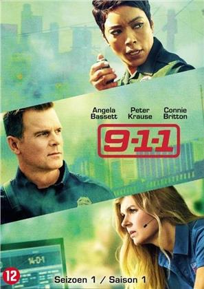 9-1-1 - Saison 1 (3 DVD)