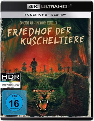 Friedhof der Kuscheltiere (1989) (4K Ultra HD + Blu-ray)