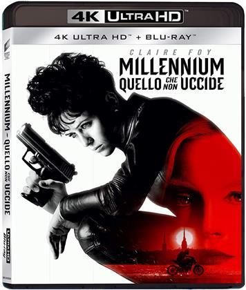 Millennium - Quello che non uccide (2018) (4K Ultra HD + Blu-ray)