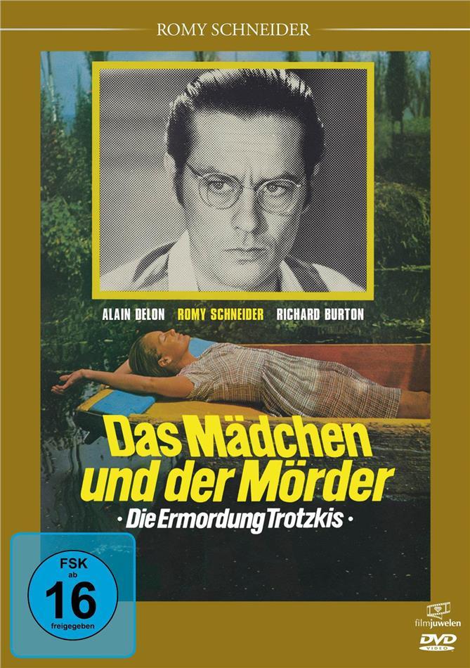 Das Mädchen und der Mörder - Die Ermordung Trotzkis (1972) (Filmjuwelen)