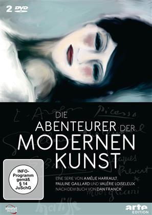 Die Abenteurer der modernen Kunst (Arte Edition, Neuauflage)