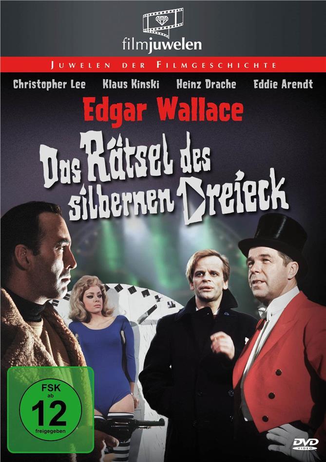 Das Rätsel des silbernen Dreiecks - Edgar Wallace (1966) (Filmjuwelen)