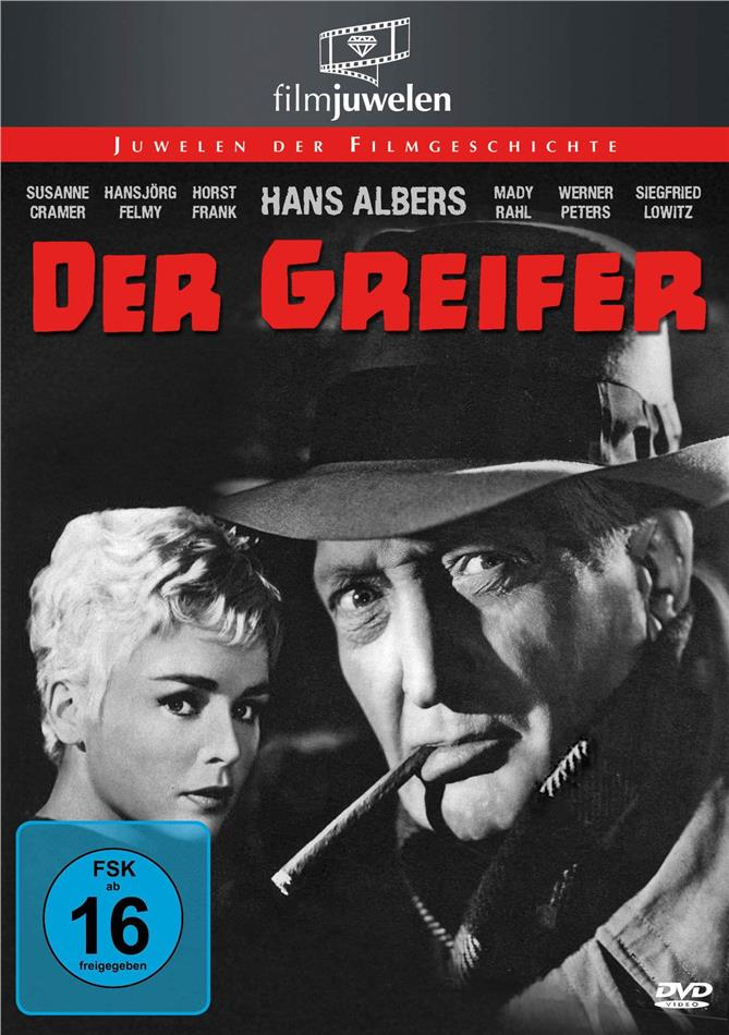 Der Greifer (1958) (Filmjuwelen)