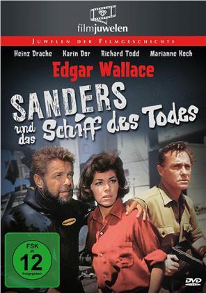 Sanders und das Schiff des Todes - Edgar Wallace (1965) (Filmjuwelen)
