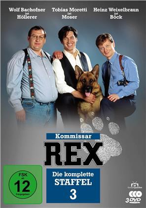 Kommissar Rex - Staffel 3 (3 DVDs)