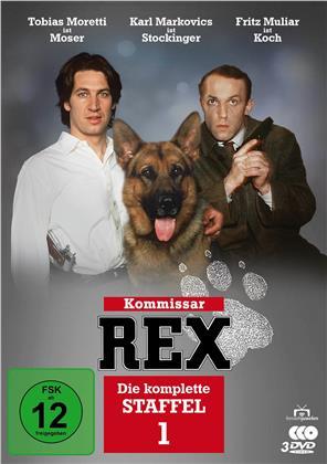 Kommissar Rex - Staffel 1 (3 DVDs)