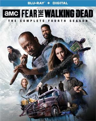 Fear The Walking Dead - Season 4 (4 Blu-rays)