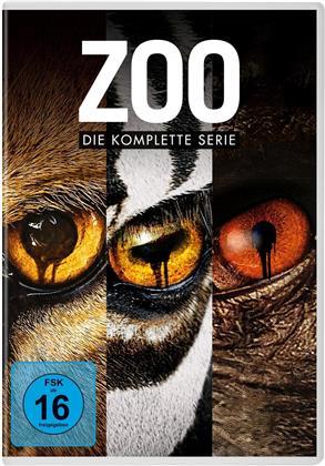 Zoo - Die komplette Serie (12 DVDs)