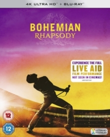 Bohemian Rhapsody (2018) (4K Ultra HD + Blu-ray)