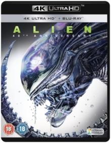 Alien (1979) (40th Anniversary Edition, 4K Ultra HD + Blu-ray)
