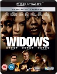 Widows (2018) (4K Ultra HD + Blu-ray)