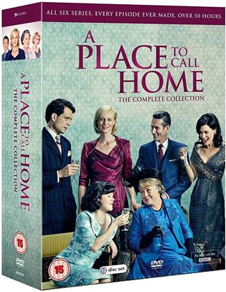 A Place To Call Home - The Complete Collection - Series 1-6 (12 DVDs)