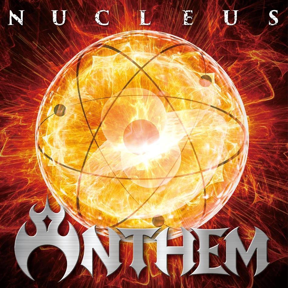 Anthem (Japan) - Nucleus (2 LPs)