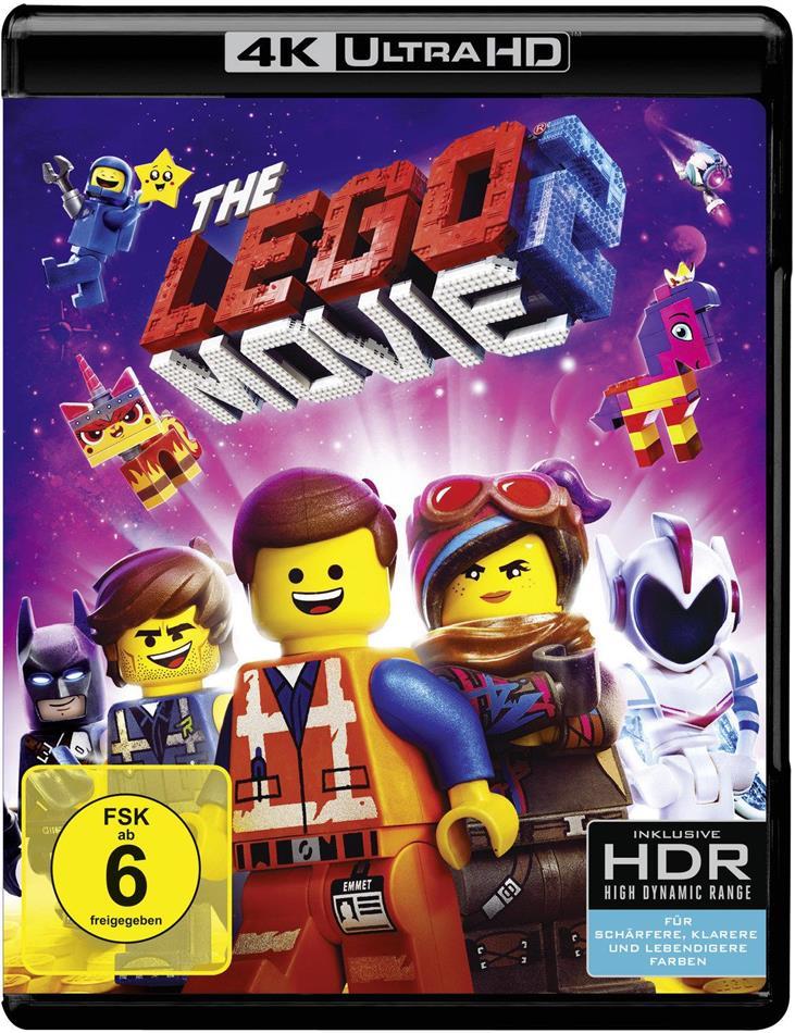 The LEGO Movie 2 (2019) (4K Ultra HD + Blu-ray)