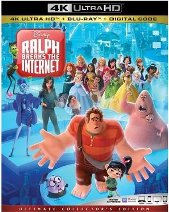 Ralph Breaks The Internet (2018) (4K Ultra HD + Blu-ray)