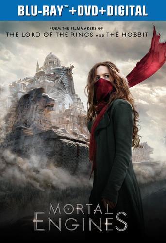 Mortal Engines (2018) (Blu-ray + DVD)