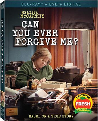 Can You Ever Forgive Me? (2018) (Blu-ray + DVD)