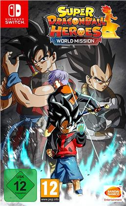 Super Dragonball Heroes World Mission (Day One Edition)