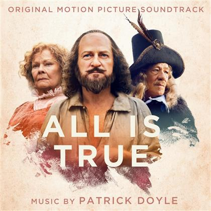 Patrick Doyle - All Is True - OST