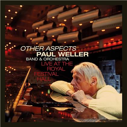 Paul Weller - Other Aspects, Live At The Royal Festival Hall (2 CDs + DVD)