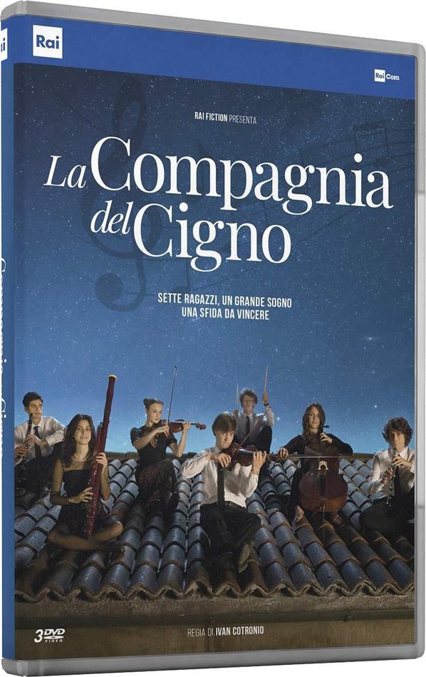 La Compagnia del Cigno (3 DVDs)