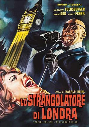 Lo strangolatore di Londra (1963) (Horror d'Essai, Restaurato in HD, n/b, Edizione Speciale)