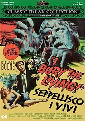I Bury the Living - Seppellisco i vivi (1958) (Classic Freak Collection, s/w, Remastered, Uncut)