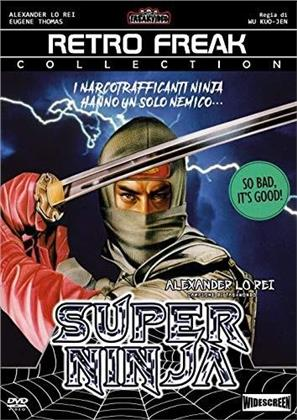 Super Ninja (1984) (Retro Freak Collection)