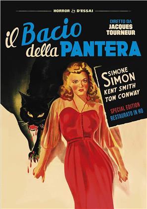 Il Bacio della Pantera (1942) (Horror d'Essai, Restaurato in HD, n/b, Edizione Speciale)