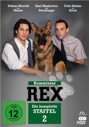 Kommissar Rex - Staffel 2 (3 DVDs)