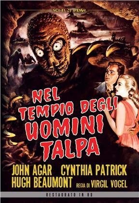Nel tempio degli uomini talpa (1956) (Sci-Fi d'Essai, restaurato in HD, 2 DVDs)