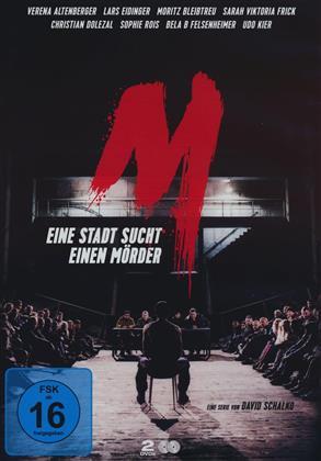 M - Eine Stadt sucht einen Mörder - Mini-Serie (2018) (2 DVDs)