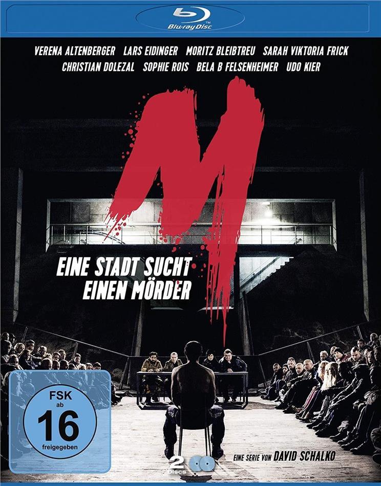 M - Eine Stadt sucht einen Mörder - TV Mini-Serie (2018)