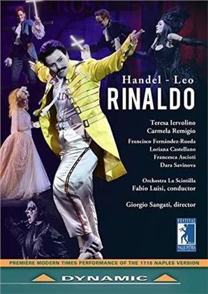 Handel, G.F. - Rinaldo (2 DVDs)