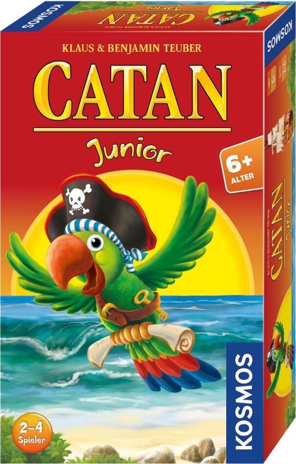 Catan Junior Mitbringspiel