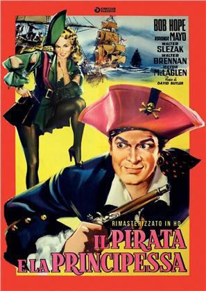 Il pirata e la principessa (1944) (HD-Remastered, Cineclub Classico)