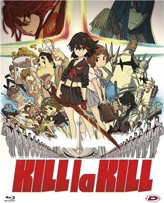 Kill la Kill (Standard Edition, 4 Blu-ray)