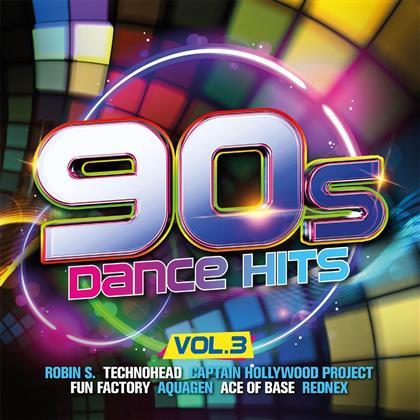 90s Dance Hits Vol. 3 (2 CDs)