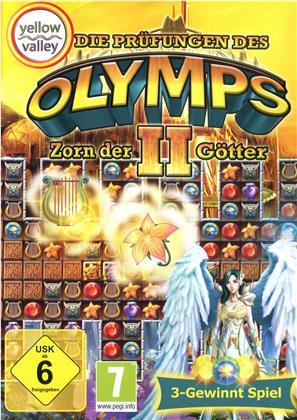 Die Prüfungen des Olymps 2: Zorn der Götter - PC BUDGET Yellow Valley