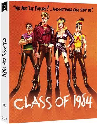 Class of 1984 (1982) (Blu-ray + DVD)