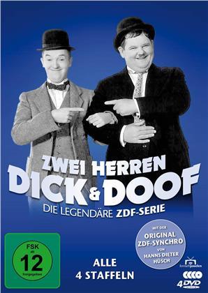 Zwei Herren Dick und Doof (4 DVDs)
