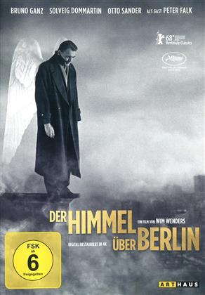 Der Himmel über Berlin (1987) (Arthaus, Restaurierte Fassung)