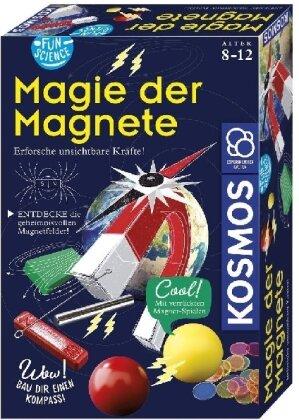 Fun Science Magie der Magnete
