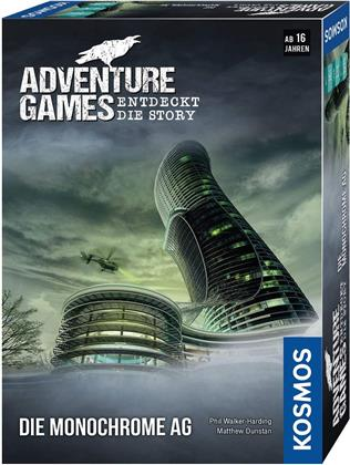 Adventure Games - Die Monochrome AG