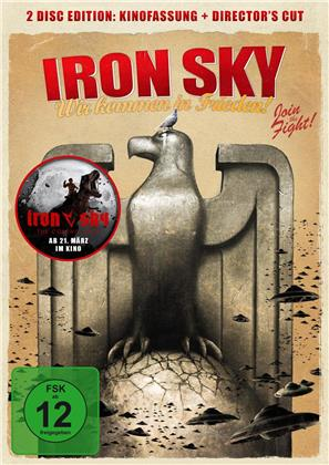 Iron Sky - Wir kommen in Frieden! (2012) (Director's Cut, Kinoversion, 2 DVDs)