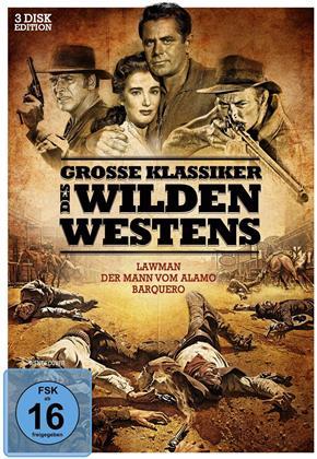 Grosse Klassiker des Wilden Westens (3 DVDs)